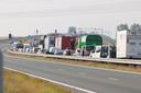 Ernstig ongeval op de N50 tussen Ens en Kampen zorgde woensdagmorgen voor een langdurige file en veel vertraging.