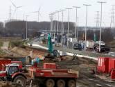 Werken aan Antwerpse Ring liggen tijdelijk stil, anderhalve meter afstand houden ondoenlijk