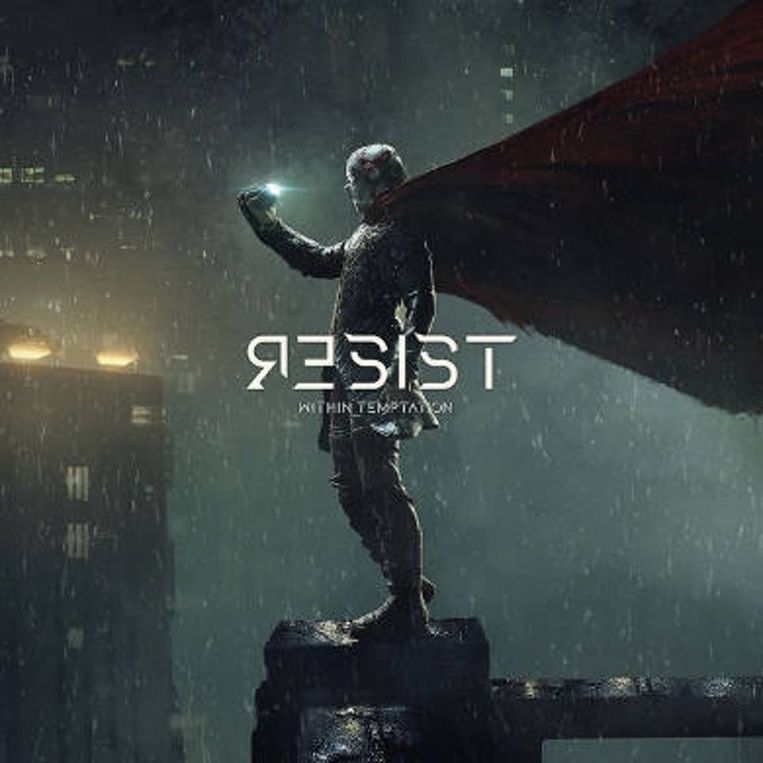 Albumhoes Within Temptation: Resist Beeld null