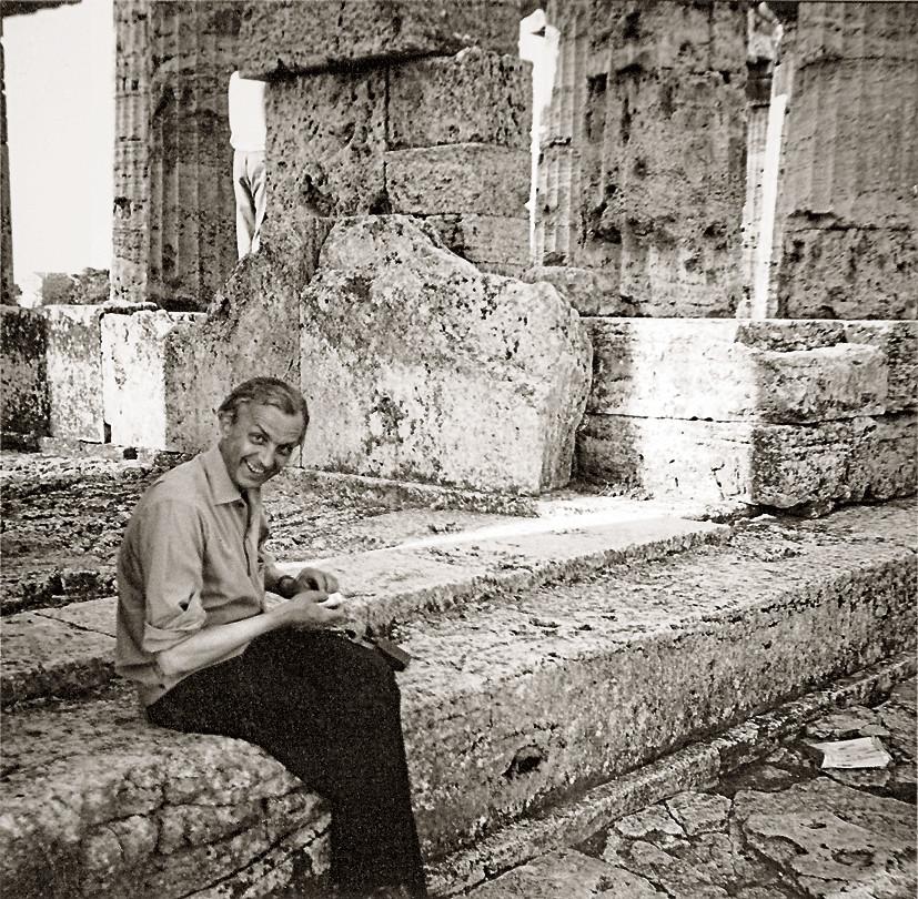Jan de Jong,  foto archief Jan de Jong