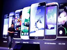 'Chinezen komen met enorm grote smartphone'