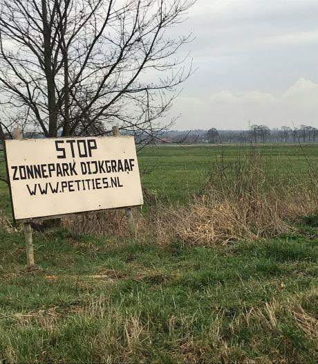 Park met 8 hectare zonnepanelen in Binnenveld komt er toch niet