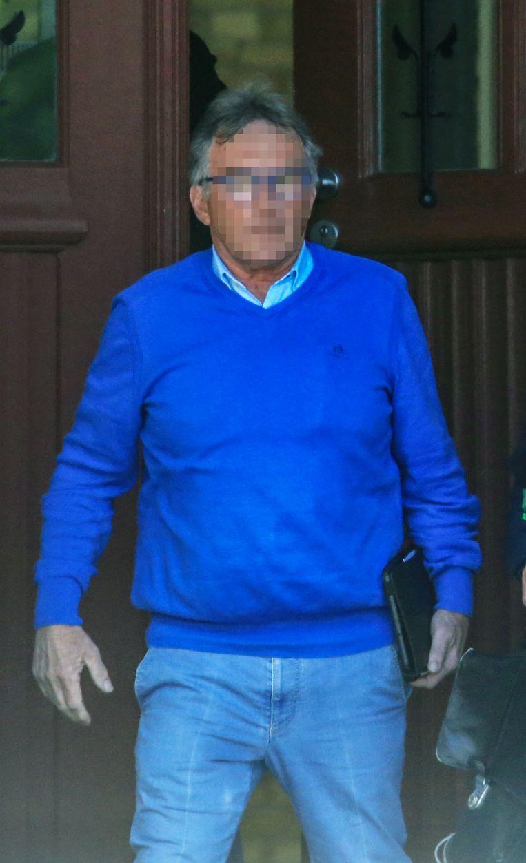 Ieper Veearts José Landuyt vraagt de vrijspraak.
