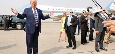Trump roept noodtoestand uit in Louisiana wegens orkaan Sally