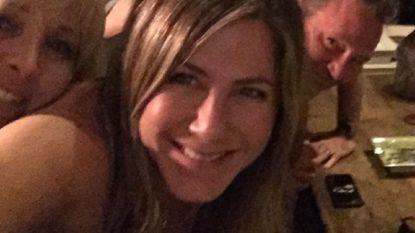 Jennifer Aniston zat eerst anoniem op Instagram