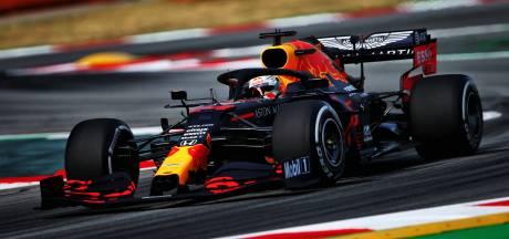LIVE | Hamilton en Bottas weer bovenaan, Verstappen derde