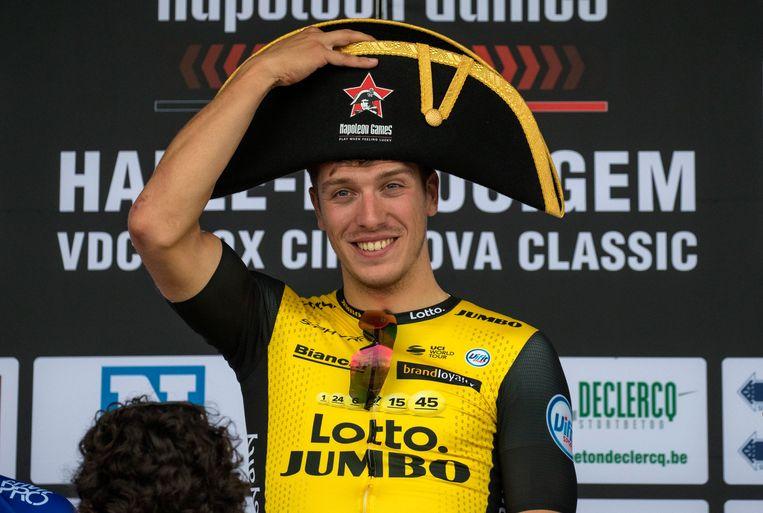 Danny van Poppel, vorig jaar de winnaar van Halle-Ingooigem.