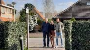 Gert, Viktor en Marie Verhulst verwennen bewoners zorgcentrum met 100 pannenkoeken