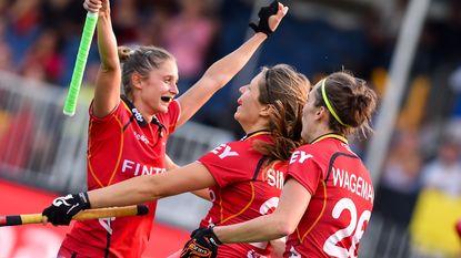 Red Panthers winnen laatste oefenduel tegen Duitsland