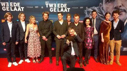 'Het Tweede Gelaat' in première (en Koen De Bouw verklaart zijn liefde aan Stef Wauters)
