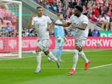 Bayern München ontdoet zich binnen kwartier van Köln