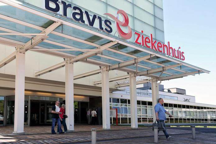 Bergen op Zoom - 07/05/18 - Hoofdingang Bravis Ziekenhuis