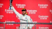 """Hamilton na zesde wereldtitel: """"Dit is overweldigend"""""""