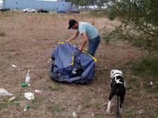 Onderkomen lonkt voor dakloze Danny en zijn hond Rocky uit Zutphen