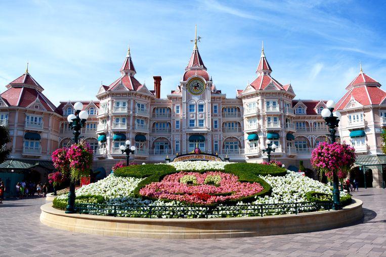 Hoogtepunt van onze hotel marathon: het Disneyland Hotel