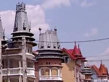 Het Beverly  Hills van Roemenië: een straat vol paleizen