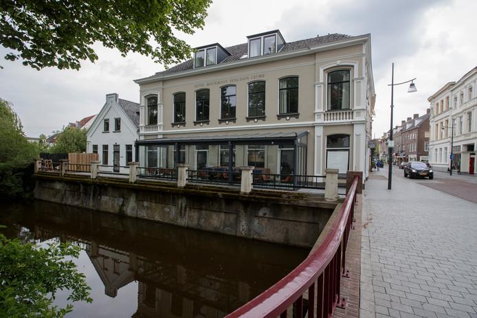 Eindelijk mag hotel-restaurant 'tOer zijn deuren openen in het historische pand aan de Marspoortstraat. In juni is het zover.