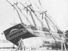 Dordtse snelheidsduivel de klipper was lang de snelste ter wereld