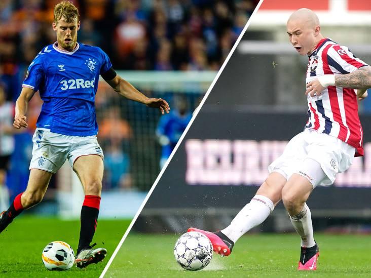 Zweedse clash bij Willem II - Rangers FC: 'Helander is een beresterke verdediger'