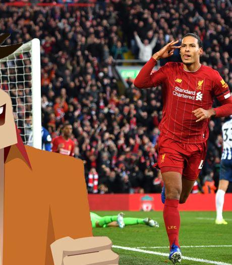 Quiz | Hoe vaak werd Virgil van Dijk landskampioen?