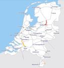 Seinstoring bij Zwolle vanochtend: al het treinverkeer van en naar het noorden ligt plat tot zeker het middaguur.