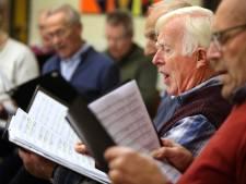 Het Oosterhouts Mannenkoor: zestig jaar mannen onder elkaar