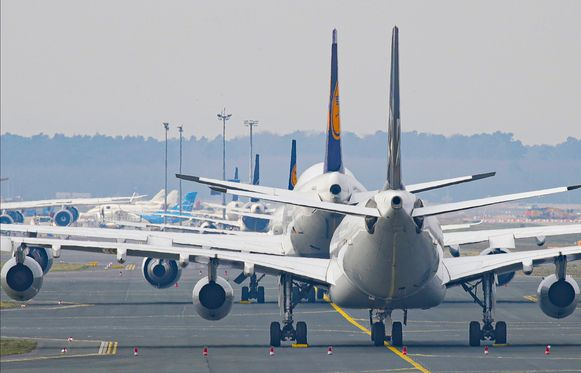 Archiefbeeld Lufthansa.