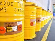 Onze klei is geschikt voor bunkers met kernafval