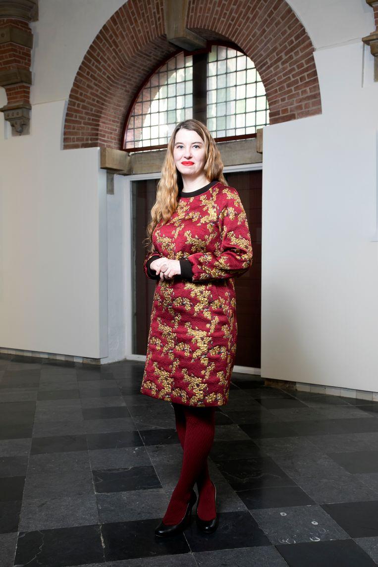 Ann Demeester. Beeld Judith Jockel