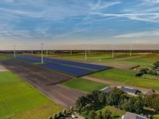 Raedthuys wil windmolens Veenwieken combineren met zonnepark