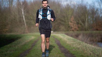 """Heistenaar Thomas bereidt zich voor op Marathon des Sables: """"Tom Waes heeft me geïnspireerd"""""""