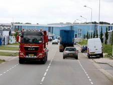 '160 trucks per dag langs de deur, daar gaan bedrijven schade van lijden'