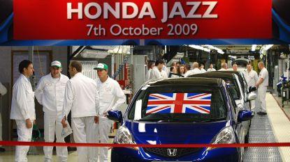 Britse autoproductie daalt al 14de maand op rij door afzwakkende export