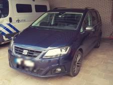 Minderjarigen rijden met gestolen auto op A6