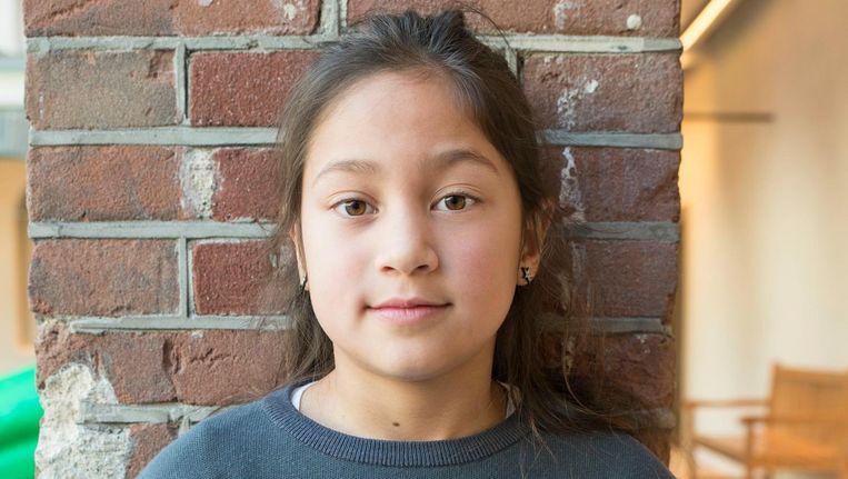 Liz Pieters (7), Oost Beeld Charlotte Odijk