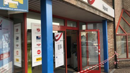 Beveiligingsfirma verijdelt poging tot plofkraak in Bree