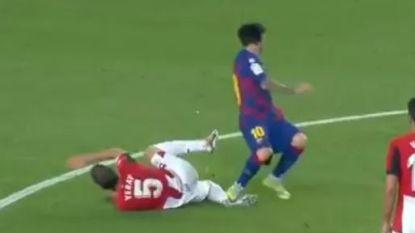 Hoe Messi zich voor de tweede keer in vijf dagen van zijn kleinste kant liet zien