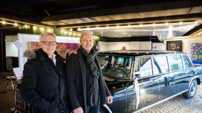 175.000 euro... en de iconische Mercedes-limo waarin Frank Sinatra nog werd rondgereden, is van u