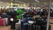 """6.000 stuks bagage blijven achter op Brussels Airport: """"Ze gooien alles door elkaar"""""""