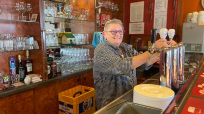 """Viviane (68) moet haar café van 120 jaar oud verplicht sluiten door uitbreiding snelweg: """"Daar kan je niks tegen beginnen"""""""