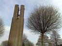 De toren van De Ark in Dronten.