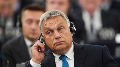 "Hongaarse premier Orban haalt fel uit naar Europees parlement: ""Rapport is belediging voor Hongaarse kiezer"""