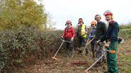 Handen uit de mouwen voor natuurgebied Burreken