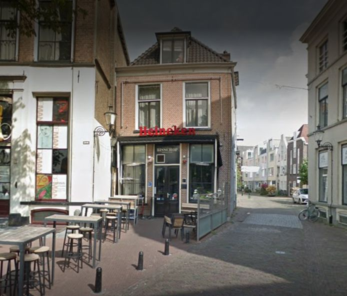 Café De Bisschop in Deventer.