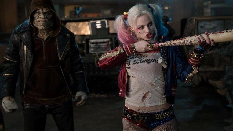 Margot Robbie in Suicide Squad Beeld Clay Enos