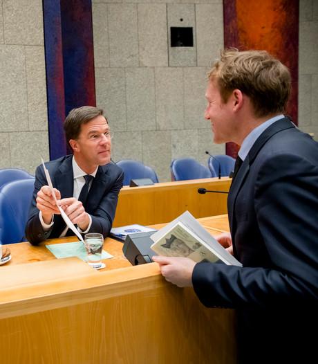 Oekraïneverdrag door de Tweede Kamer
