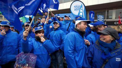 Ook liberale vakbond dreigt met acties tegen hervorming ambtenarenstatuut