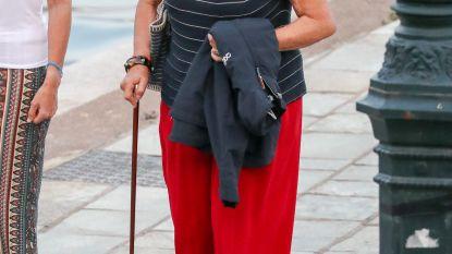 Koningin (81) geveld door neurologisch probleem