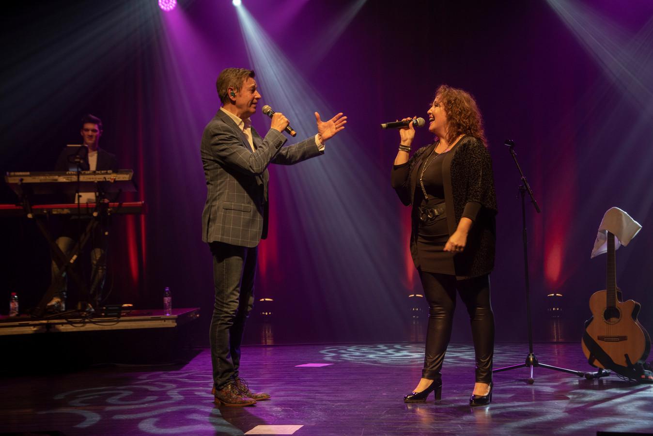In januari 2019 trad Willy ook al op met Corina in CC Nova.