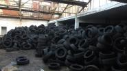 """10.000 autobanden gevonden in pand in Merksem: """"Ze waren bestemd voor Afrika"""""""